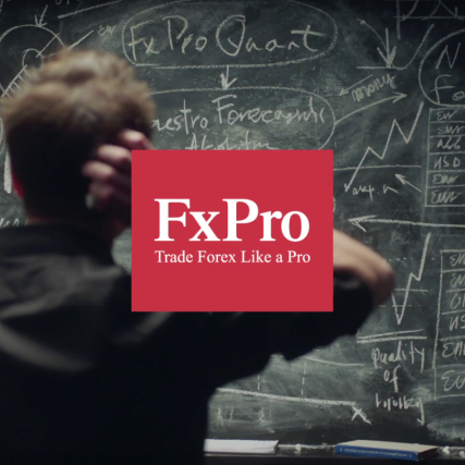 FxPro TV commercial
